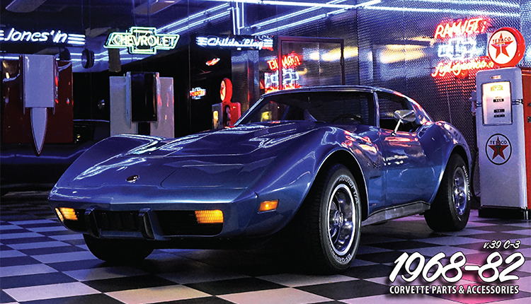 Browse C-3 (1968-82) Corvette Parts & Accessories